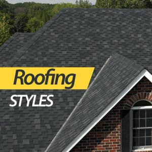 Roofing styles
