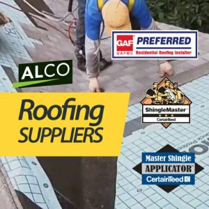 Roofing suppliers