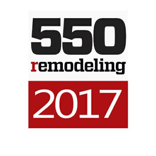 Alco Products Inc. is the Remodeling 550 Winner in 2017 for their bathroom and kitchen remodeling