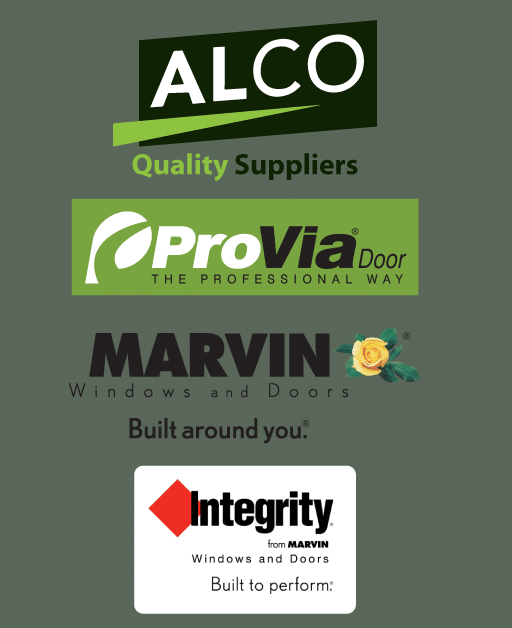 Alco ProVia Door Marvin Windows and Doors Integrity