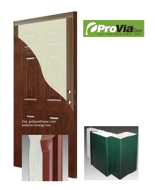 rot resistant wood frame for entry door in Washington D.C., Maryland, and Virginia