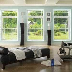 Series 3201 Double Hung Windows