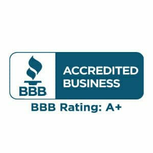 Alco Products Inc. has a Better Business Bureau A+ Rating for their Maryland residential installations