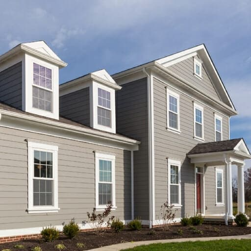 vinyl siding replacement siding for residential homes in Maryland, Virginia, and Washington D.C.