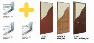 Entry Door material options