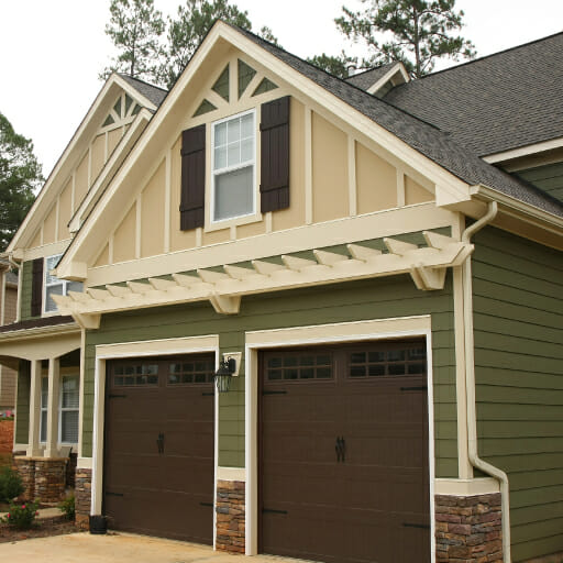 hardie siding installation for residential homes in Maryland, Virginia, and Washington D.C.