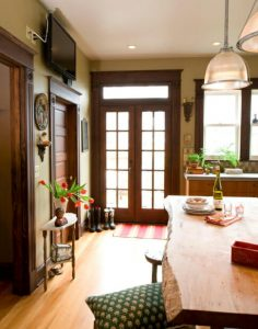 home french door installation in Maryland, Virginia, and Washington D.C.