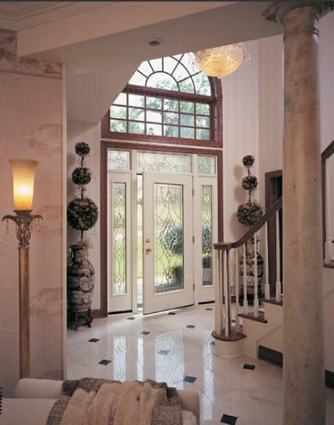 Glass entry door installation in Virginia, Maryland, and Washington D.C.