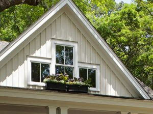 James Hardie vertical siding for your Maryland residential home