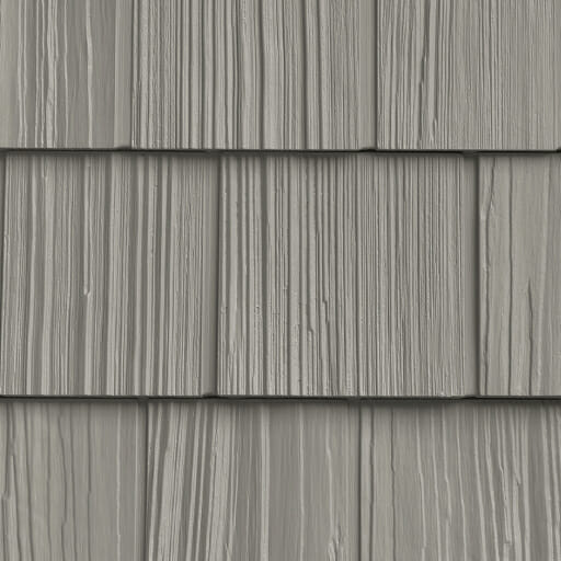 residential shingle vinyl siding installation