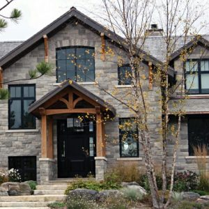 Stone Veneer installation for residential homes in Maryland, Virginia, and Washington D.C.