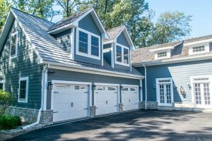 New Hardie Siding from a certified installer