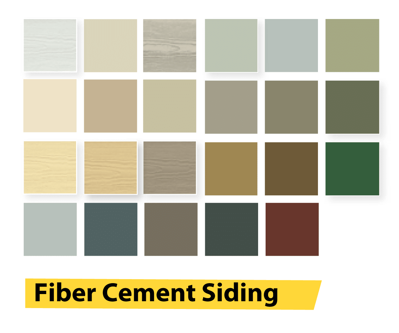 fiber cement siding installer in Maryland, Virginia, and Washington D.C.