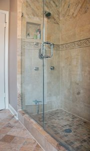 Shower Remodel Tiles