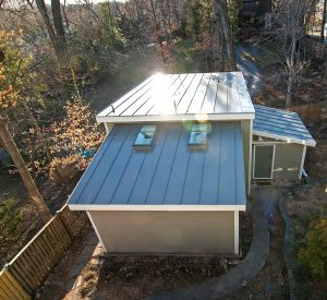 replacement roof in Maryland
