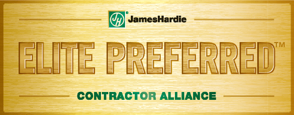 Alco Products Inc. is a James Hardie Elite Preferred Status Contractor