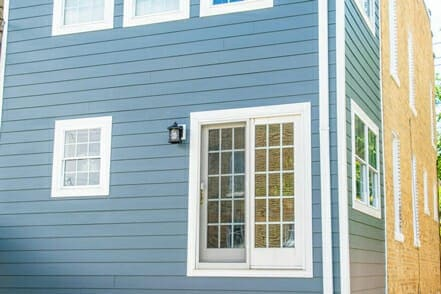 alexandria virginia fiber cement siding installation