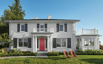 Most Popular Window Styles for D.C. Metro Homeowners