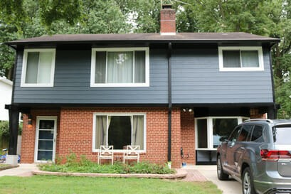 James Hardie Siding Design in Kensington, MD