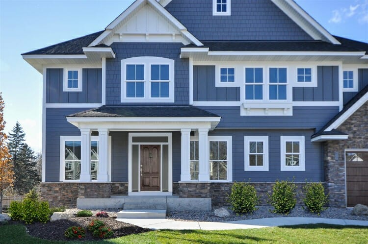 Most Popular Types of House Siding